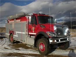 Latir VFD Truck Questa, NM