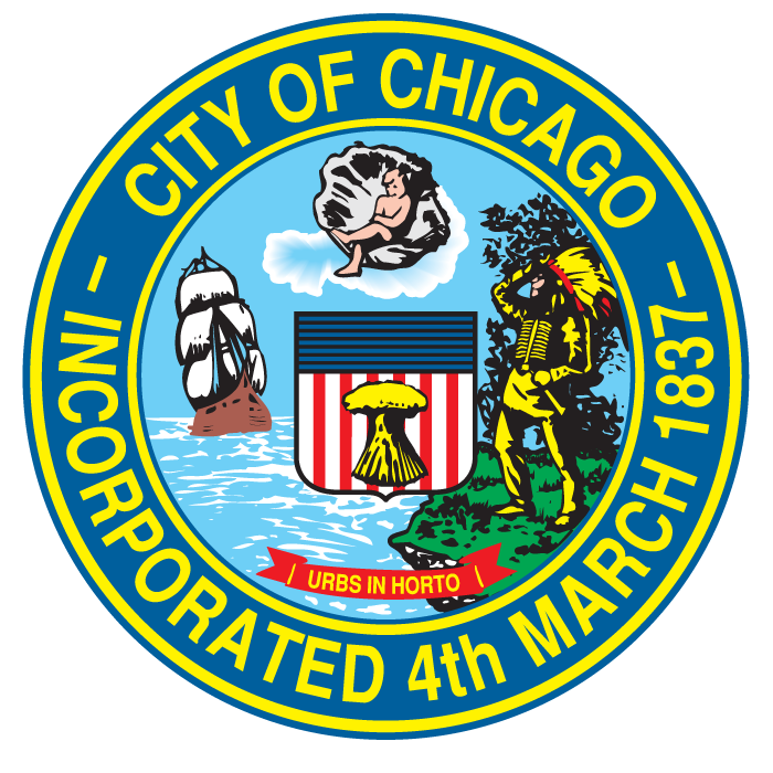 Chicago Motor Fuel Tax Bonds - Official Seal or Logo
