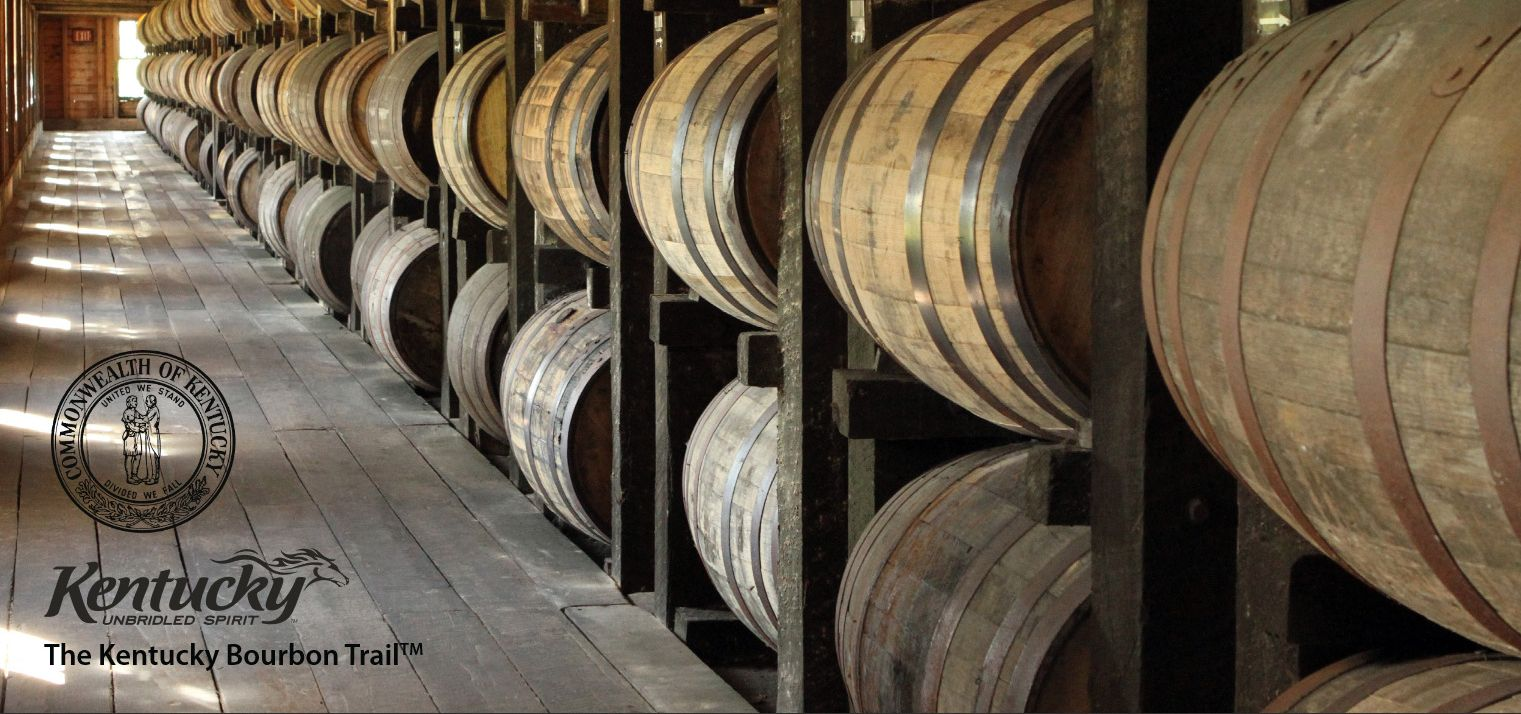 The state has more than 7.5 million barrels of bourbon that are currently in storage aging, a number that exceeds the state's population of 4.454 million. There are now almost two barrels for every person living in Kentucky.