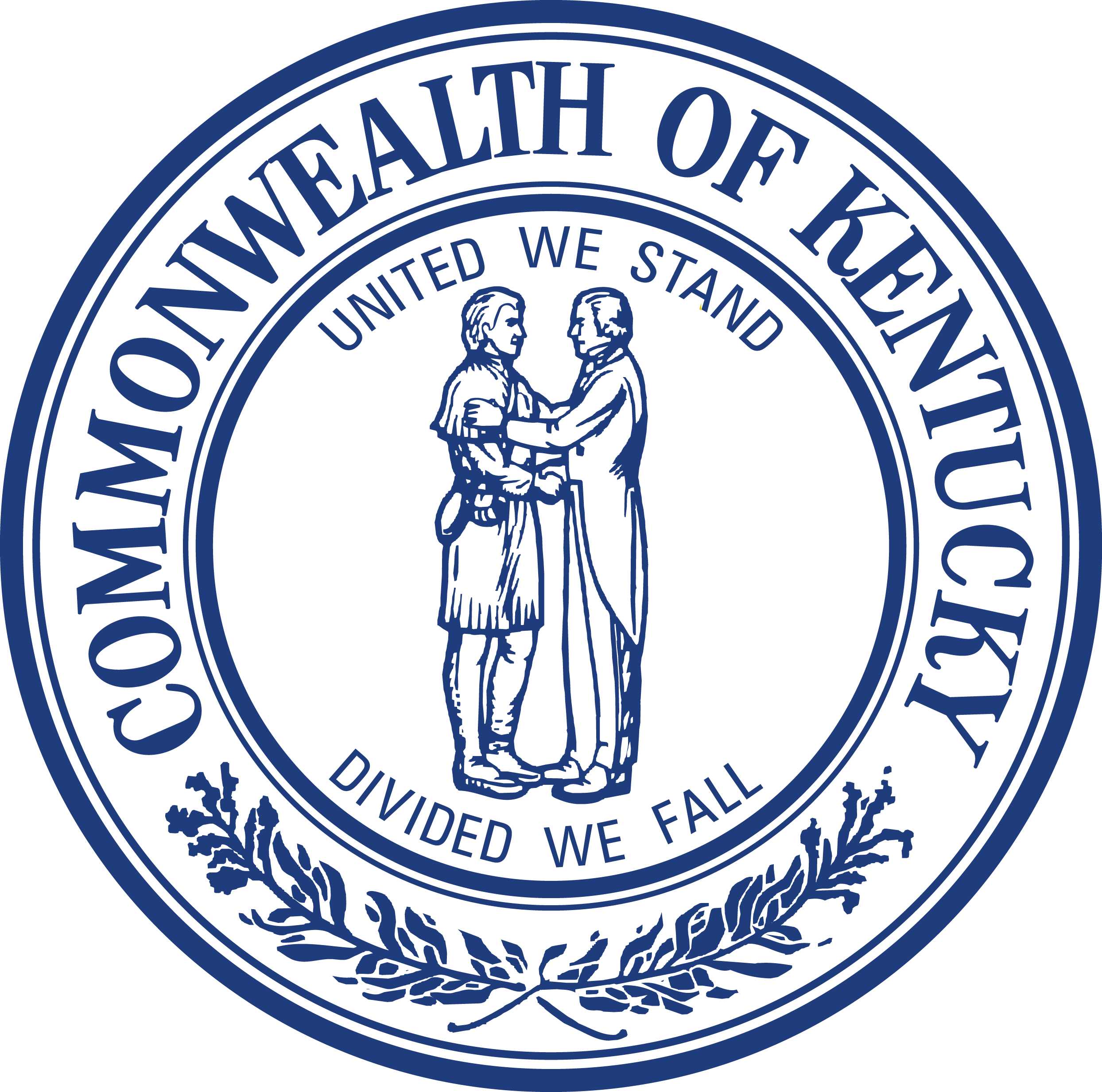 The Commonwealth of Kentucky - Official Seal or Logo