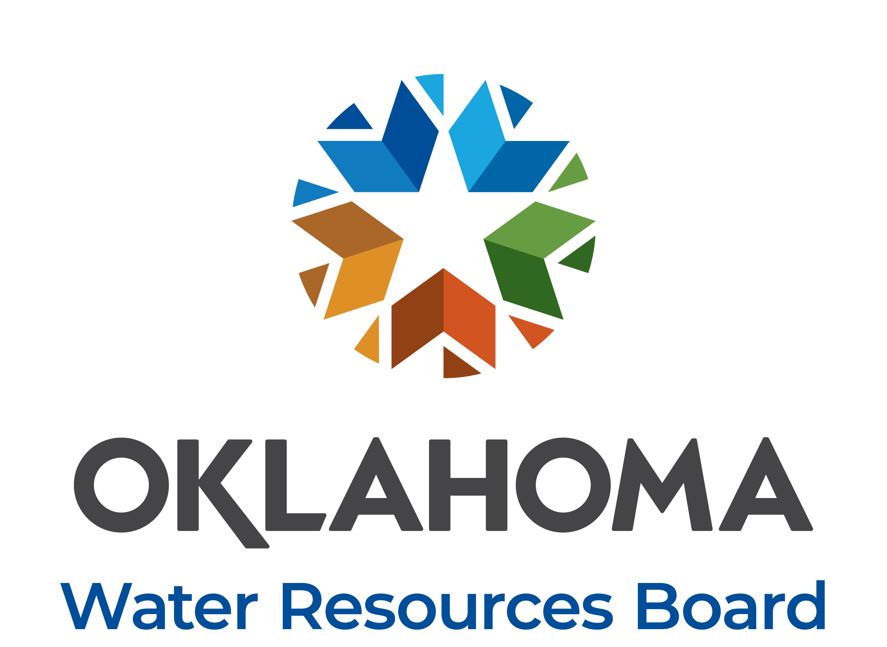 Oklahoma Water Resources Board - Official Seal or Logo