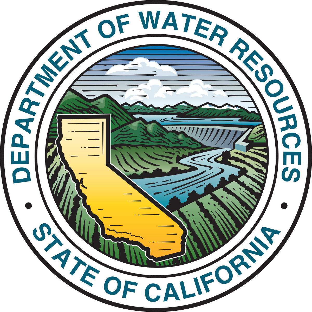 California Department of Water Resources Water System Revenue Bonds - Official Seal or Logo