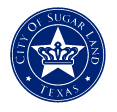 City of Sugar Land - Official Seal or Logo