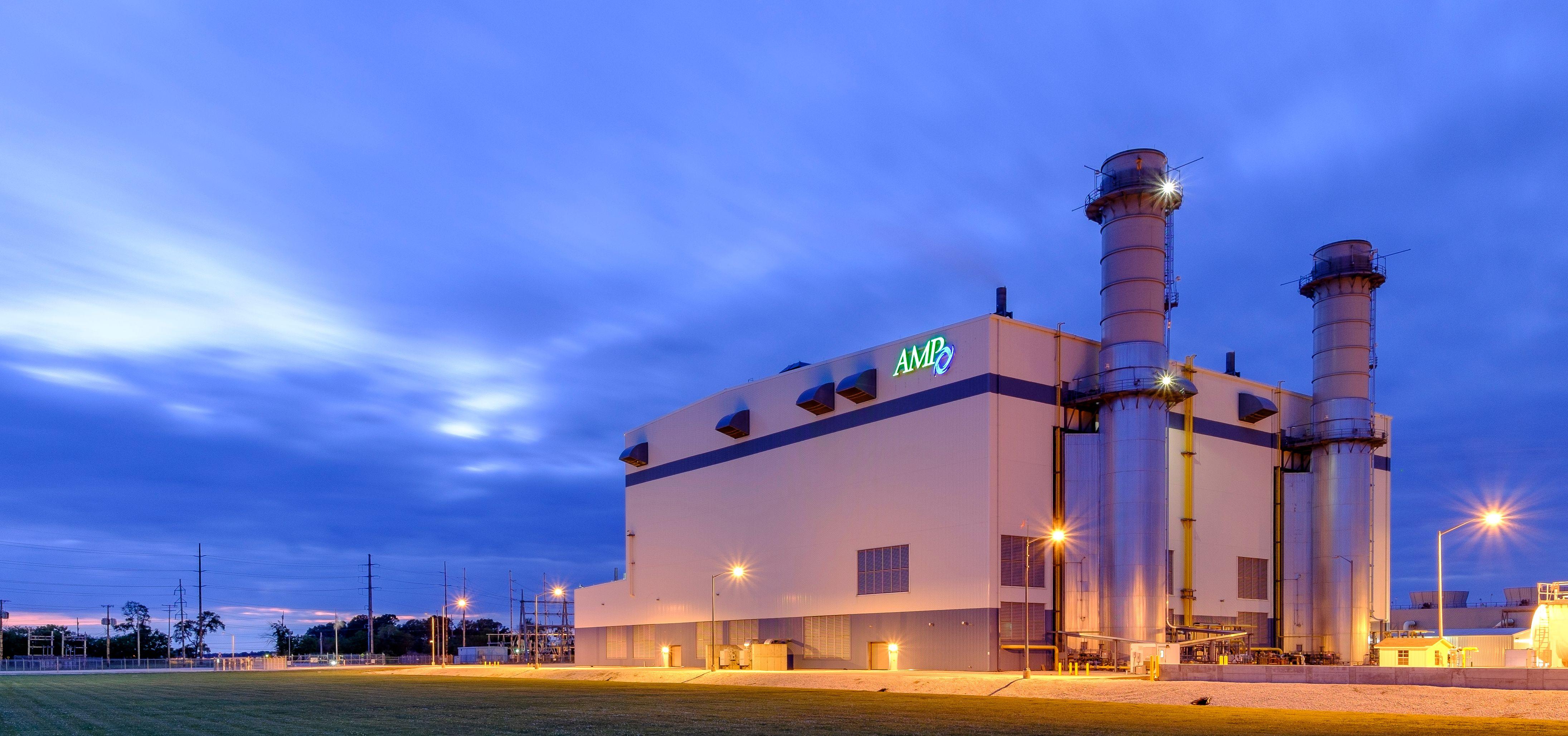 AMP, Inc. Fremont Energy Center