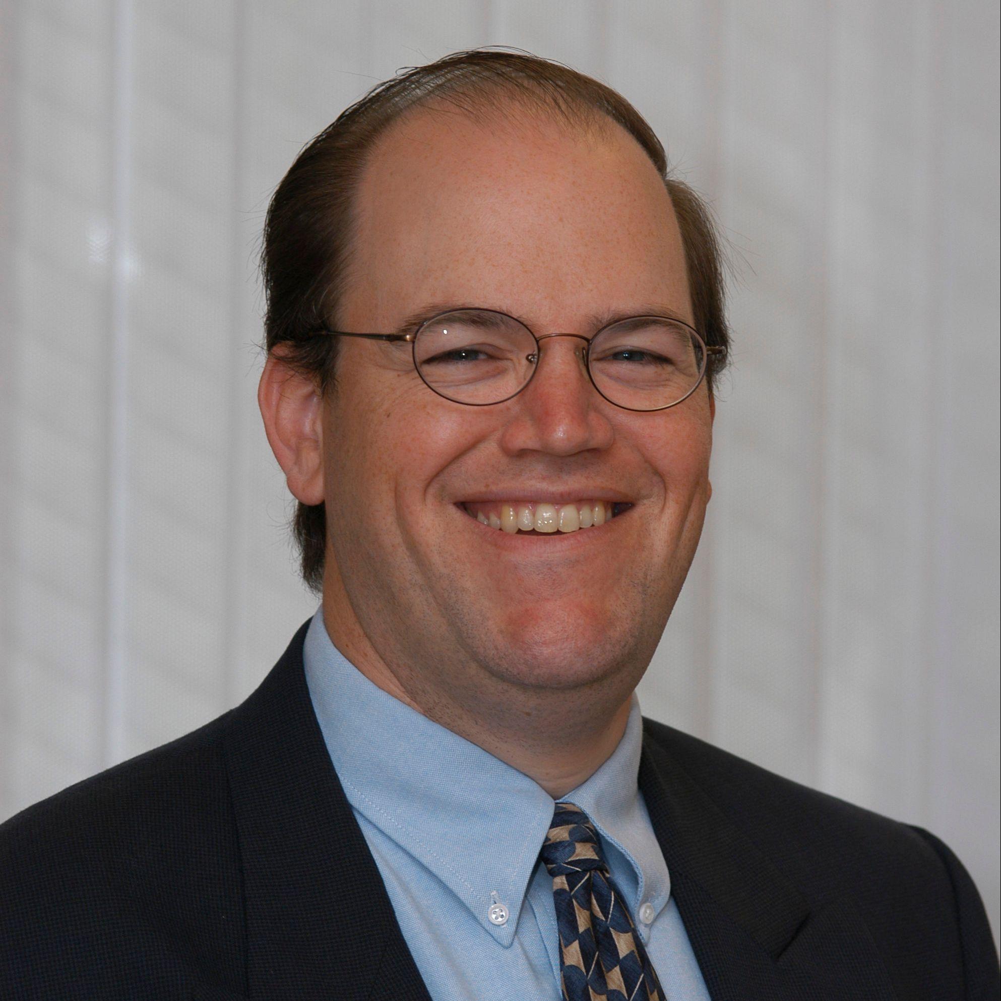 Photo of Daniel Garrick