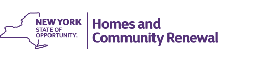 New York State Homes and Community Renewal Housing Bond Programs - Official Seal or Logo