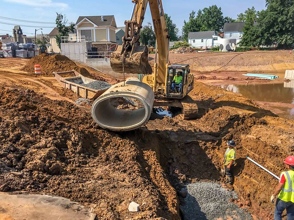 Carteret Borough Clean Water Project