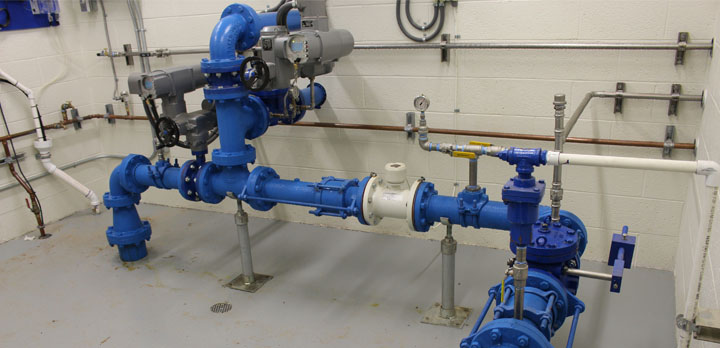Clinton Town Clean Water Project