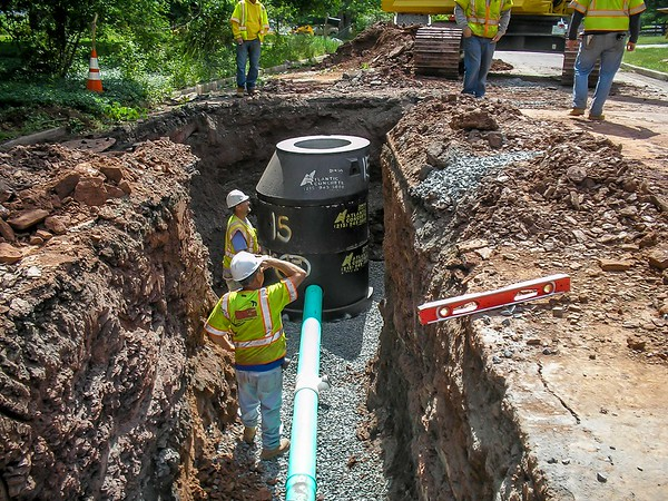 Hillsborough Township Clean Water Project