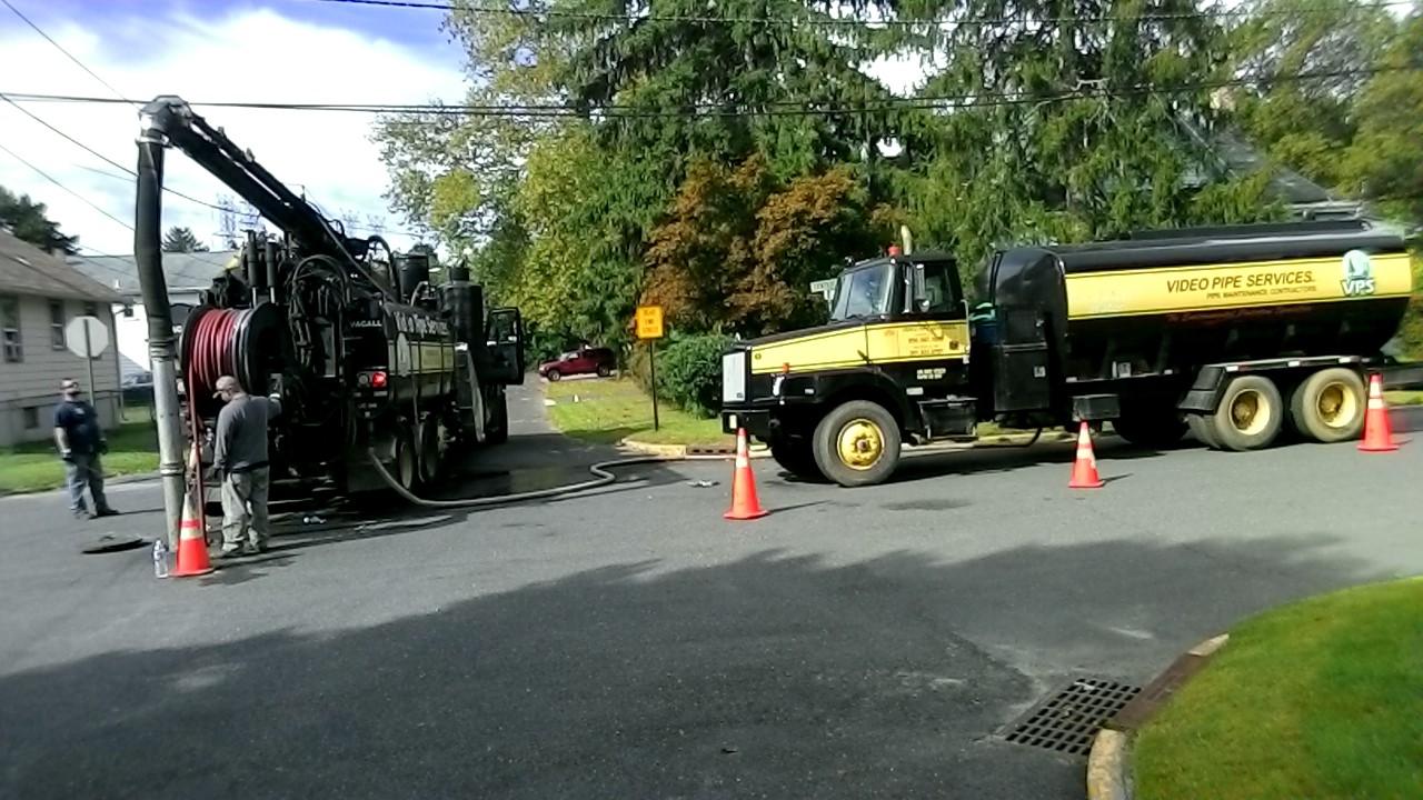 Burlington Township Clean Water Project