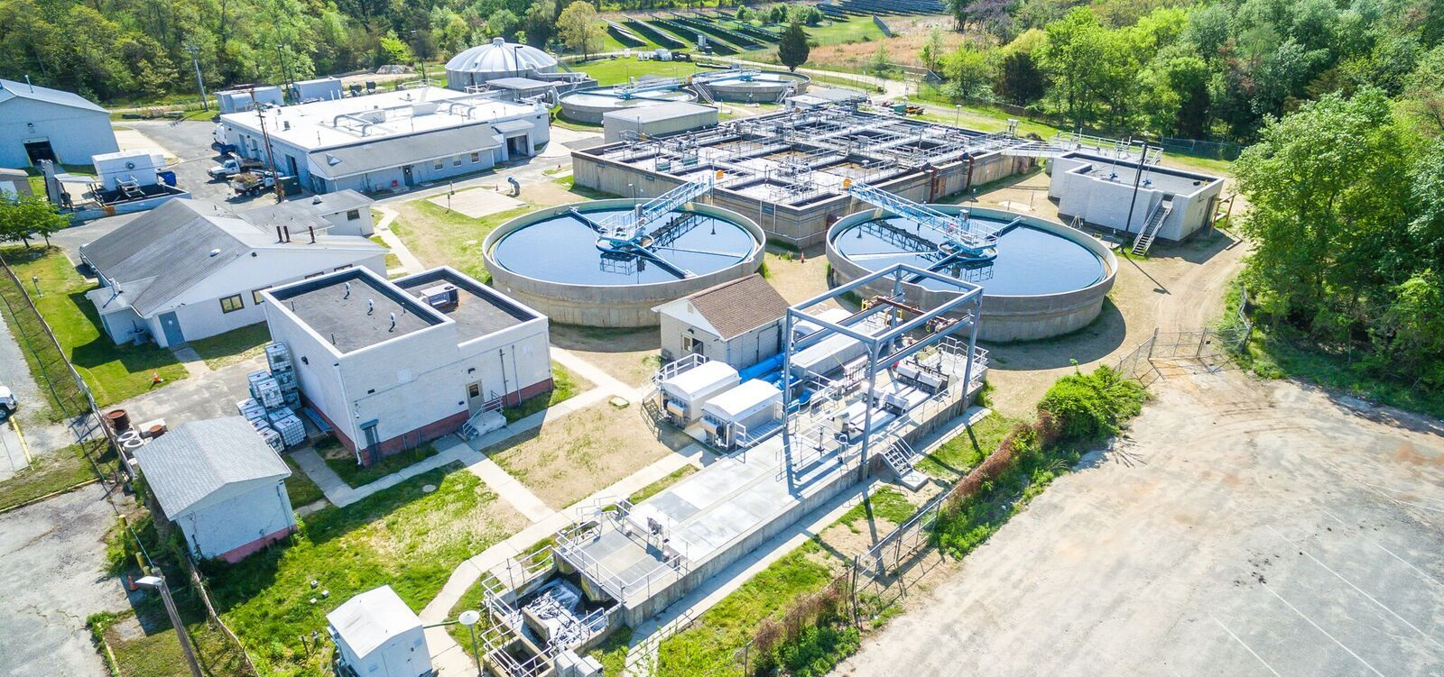 Millville City Wastewater Treatment Plant Upgrades (Phase II)
