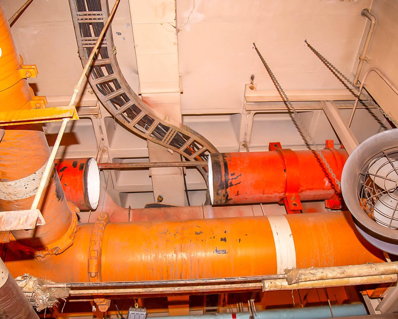Heat Treatment Plant Supernatant Return (HTPSR) Pipe Lining