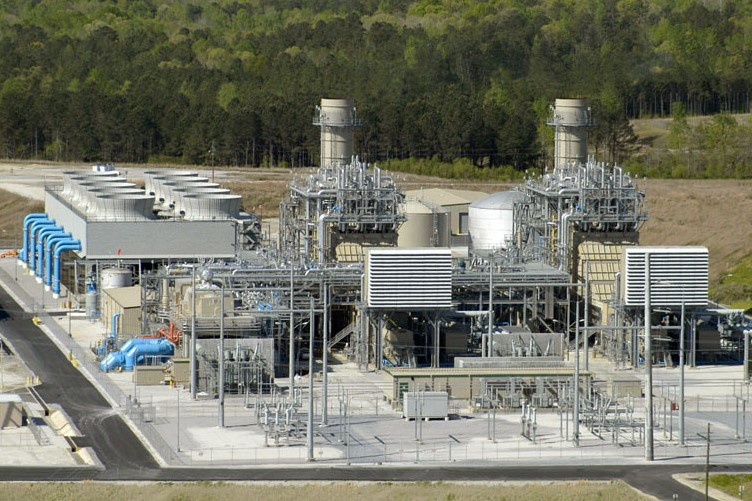 Plant Wansley Combined Cycle