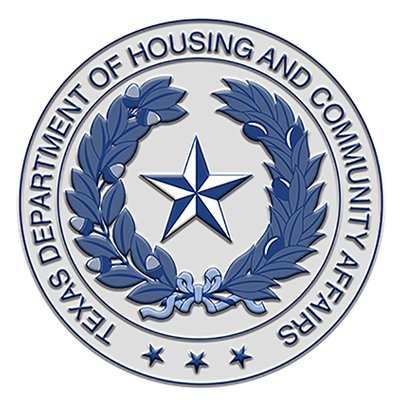 Texas Department of Housing and Community Affairs - Official Seal or Logo