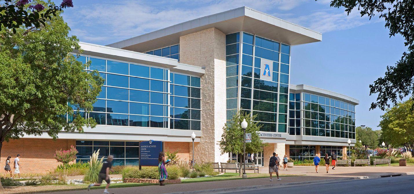 UT Arlington Maverick Activities Center