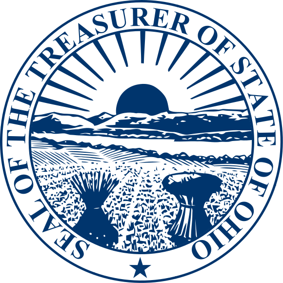 Treasurer of Ohio Investor Relations - Official Seal or Logo