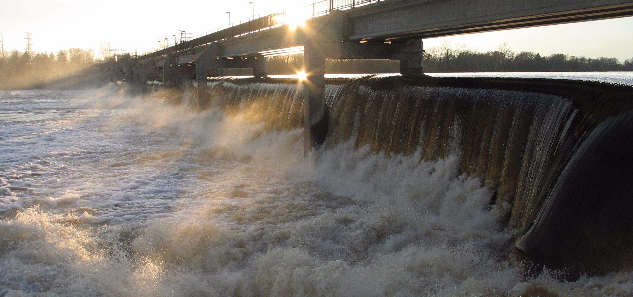 Anoka County Parks - Coon Rapids Dam