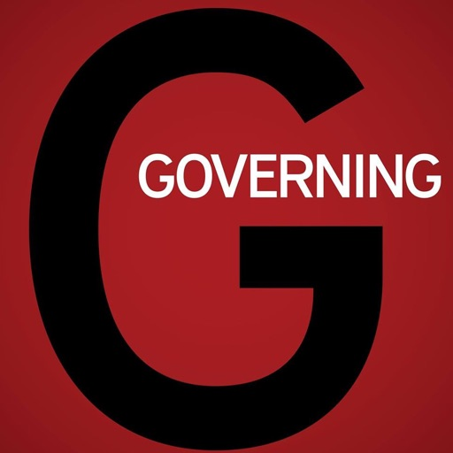 Governing Magazine Logo